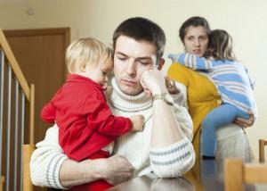 Team Kids when Adults fight marital strife BPD