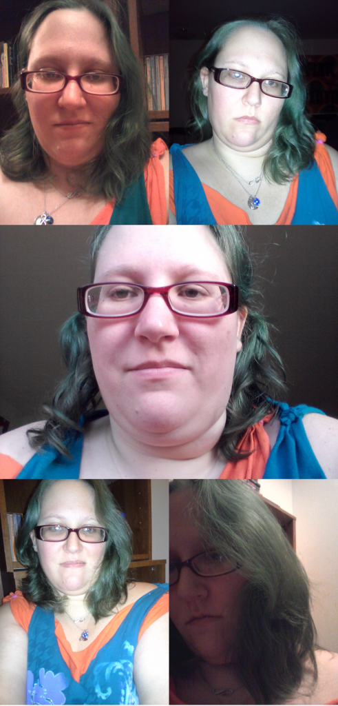 Blue Hair Turquoise Borderline Personality Disorder BPD Blog